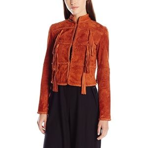 Rachel Zoe fringe suede 4 boho chic leather